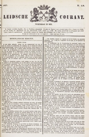 Leydse Courant 1877-05-23