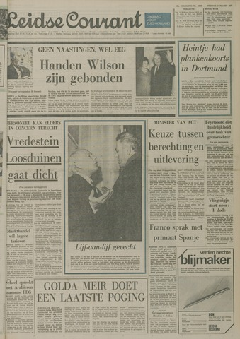Leidse Courant 1974-03-05