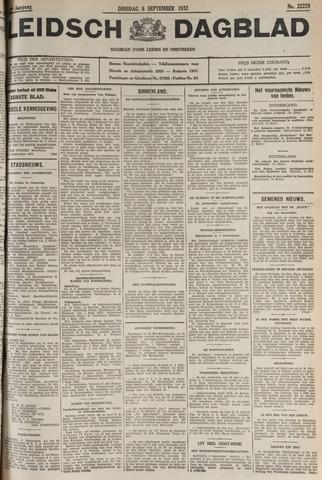 Leidsch Dagblad 1932-09-06