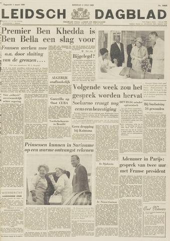 Leidsch Dagblad 1962-07-03