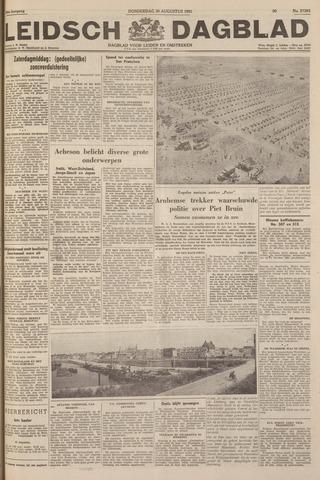 Leidsch Dagblad 1951-08-30