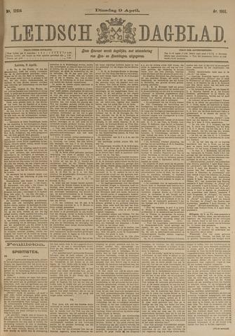 Leidsch Dagblad 1901-04-09