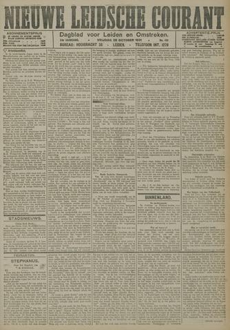 Nieuwe Leidsche Courant 1921-10-28