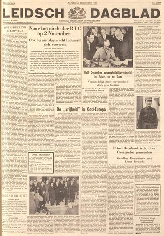 Leidsch Dagblad 1949-10-29