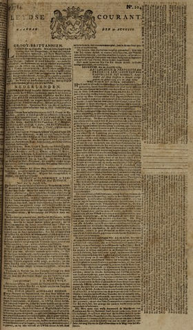 Leydse Courant 1784-08-30