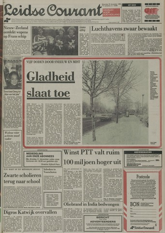 Leidse Courant 1985-12-30