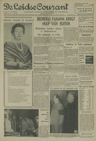 Leidse Courant 1959-04-29