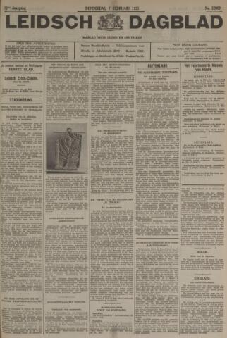 Leidsch Dagblad 1935-02-07