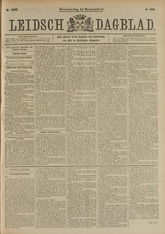 Leidsch Dagblad 1902-09-11
