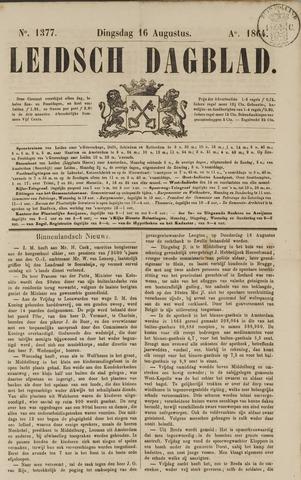 Leidsch Dagblad 1864-08-16