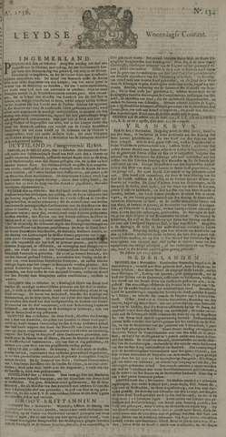 Leydse Courant 1736-11-07