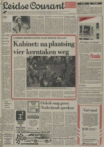 Leidse Courant 1985-11-02