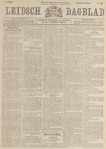Leidsch Dagblad 1916-11-15