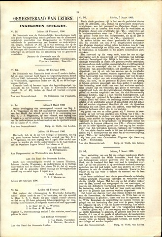 Handelingen van de Raad 1906-02-24