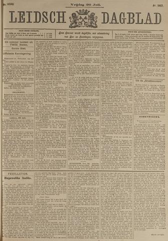 Leidsch Dagblad 1907-07-26