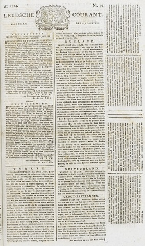 Leydse Courant 1824-08-02