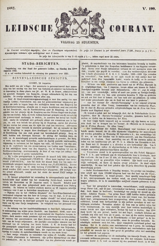 Leydse Courant 1882-08-25