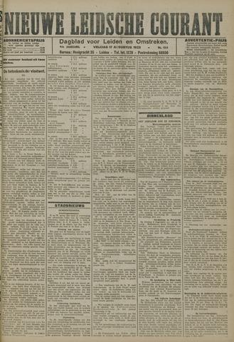 Nieuwe Leidsche Courant 1923-08-17