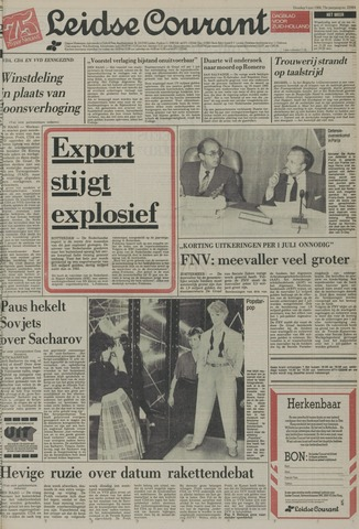 Leidse Courant 1984-06-05