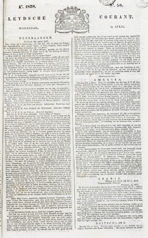Leydse Courant 1838-04-25