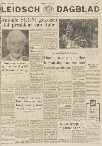 Leidsch Dagblad 1962-05-07