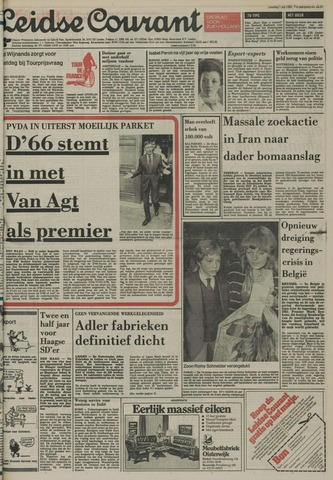 Leidse Courant 1981-07-07