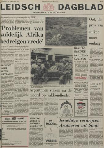 Leidsch Dagblad 1973-09-26