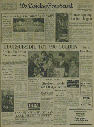 Leidse Courant 1969-11-06