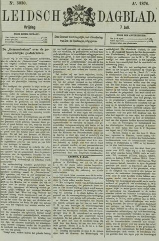 Leidsch Dagblad 1876-07-07