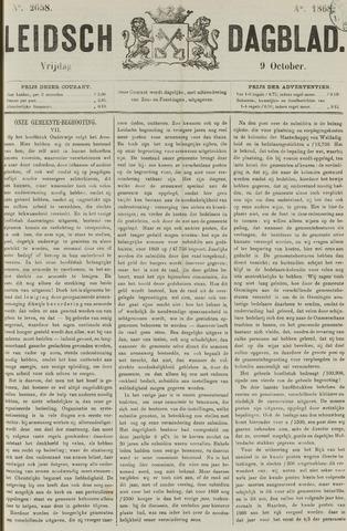 Leidsch Dagblad 1868-10-09