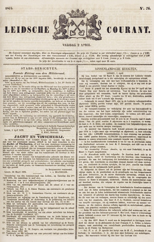 Leydse Courant 1875-04-02