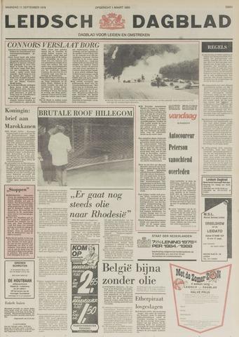 Leidsch Dagblad 1978-09-11