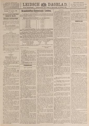Leidsch Dagblad 1919-08-16