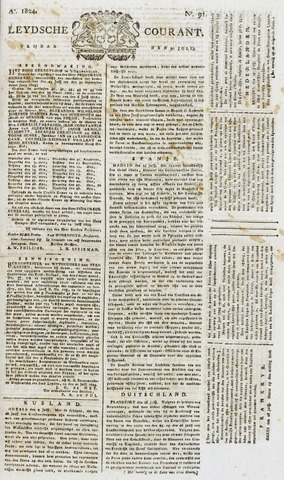 Leydse Courant 1824-07-30