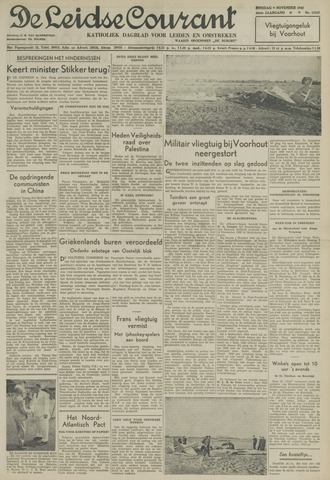 Leidse Courant 1948-11-09