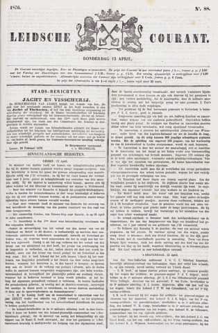 Leydse Courant 1876-04-13