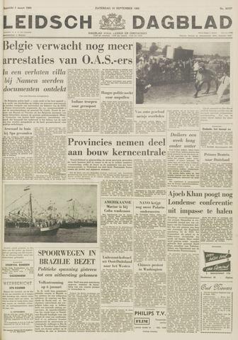 Leidsch Dagblad 1962-09-15