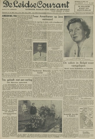 Leidse Courant 1950-04-29