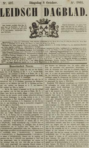 Leidsch Dagblad 1861-10-08