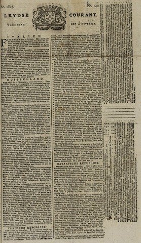 Leydse Courant 1803-11-23