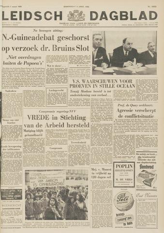 Leidsch Dagblad 1962-04-05