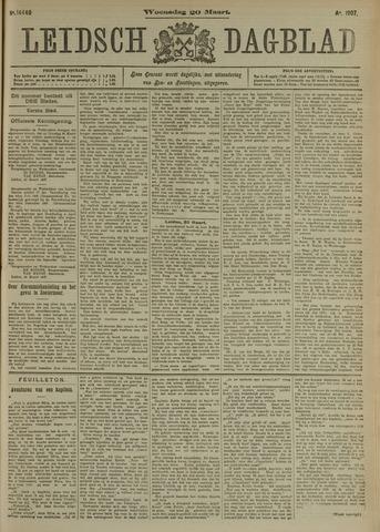 Leidsch Dagblad 1907-03-20