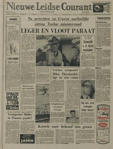 Nieuwe Leidsche Courant 1967-11-16