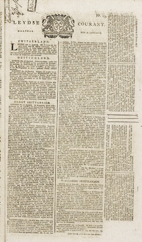 Leydse Courant 1814-01-31