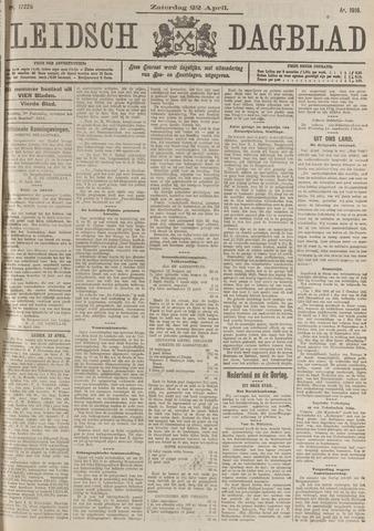 Leidsch Dagblad 1916-04-21