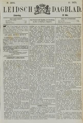 Leidsch Dagblad 1875-05-22