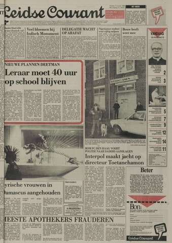 Leidse Courant 1989-01-10