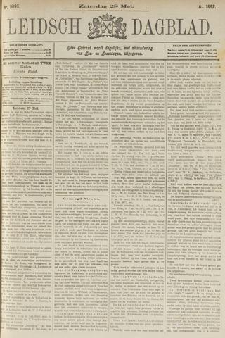 Leidsch Dagblad 1892-05-28