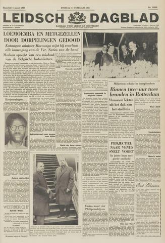 Leidsch Dagblad 1961-02-14