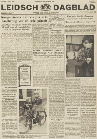 Leidsch Dagblad 1959-11-04